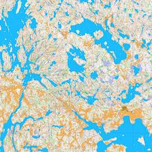Photo: Uimila-Vuolenkoski-Jaala linjalta pullautettu