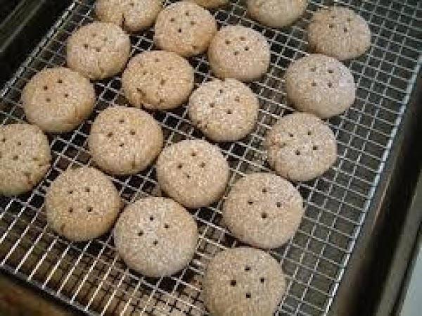 Brown Sugar Buttons Recipe