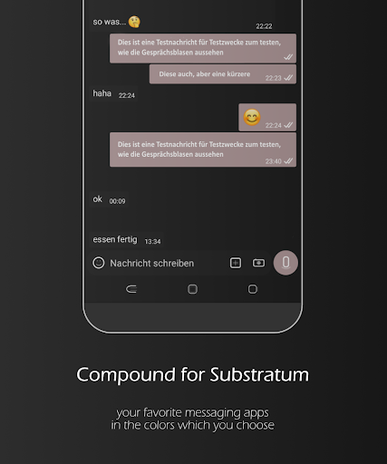 Compound for Substratum (Android Pie/Oreo/Nougat) ss3