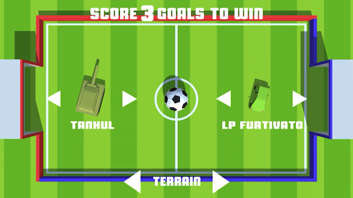 Soccar :  2 - 4 Players 1.23 androidappsheaven.com 1