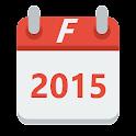 Formula Calendar (2015) icon