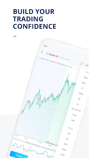 Foto do Webull: Stocks, Options & ETFs