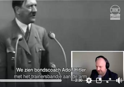 """🎥 Hilarisch: DIW verslaat 'Rise of the Nazis' als ware het een sportwedstrijd: """"Een Teutoonse Preud'homme"""" en """"Daar wordt Amerika van de bank gehaald"""""""