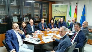 Jurado de los premios Alas en Almería