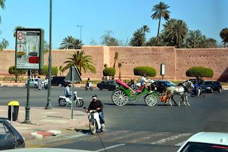 Photo: We tour Marrakech