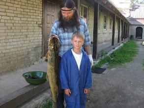 Photo: щука 7 кг. весом