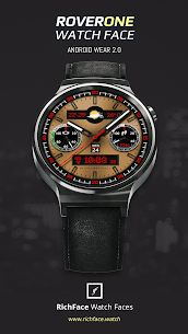 RoverOne Watch Face – Android Mod + APK + Data 2
