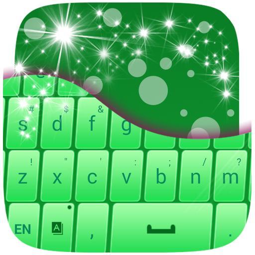 个人化の筆記体のキーボード LOGO-記事Game