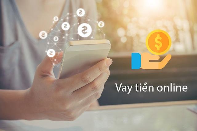 Thủ tục vay tiền online qua app trên điện thoại di động