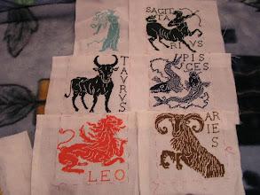 Photo: 6 Zodiako zenklai. Ateityje bus dar 6.