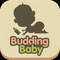 Budding Baby: Milestones icon
