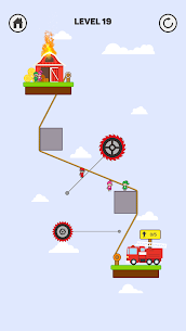 Toy Rescue – Rope Puzzle 5