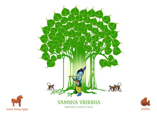 Krishna Family