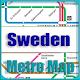 Sweden Metro Map Offline Download for PC Windows 10/8/7