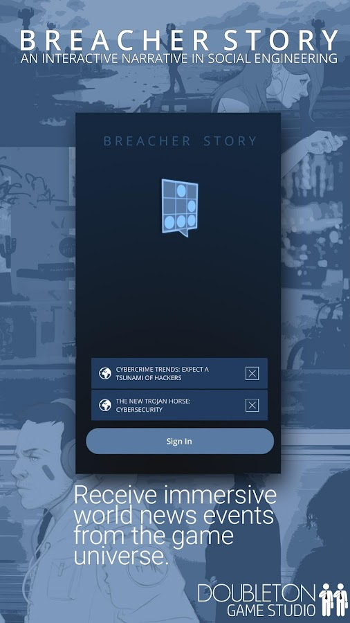 Breacher Story- screenshot