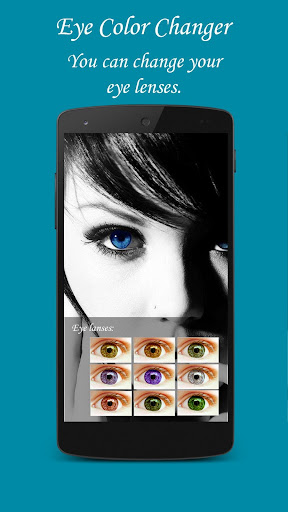 Eye Color Changer Real for PC