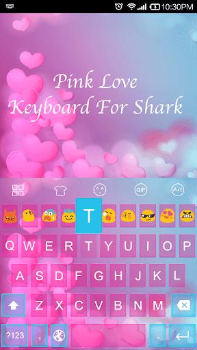 Pink Love -Kitty Keyboard