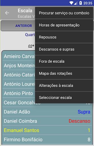 Escalas CP 2.16.5 screenshots 3