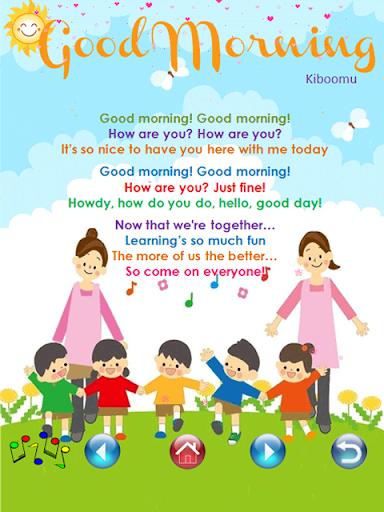 Kids Songs - Best Nursery Rhymes Free App 1.0.0 screenshots 1