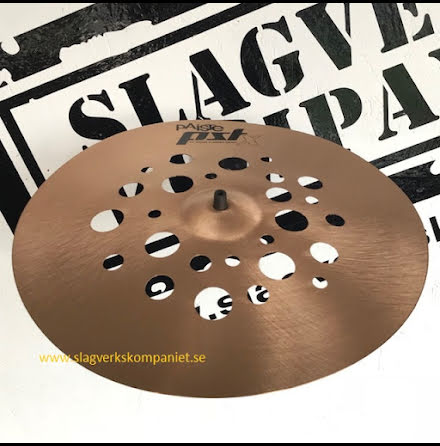"14"" Paiste PSTX Swiss Flanger Crash"