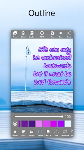 Add Text on Photo screenshot 4
