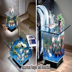 Akvárium jednoduché a krásné - náhled