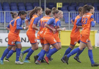 Anderlecht wint Clasico bij vrouwen na moeilijke week, Gent voorbij Genk en nu zeker van tweede plek