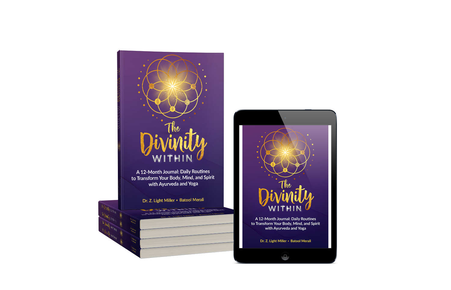 The Divine within book