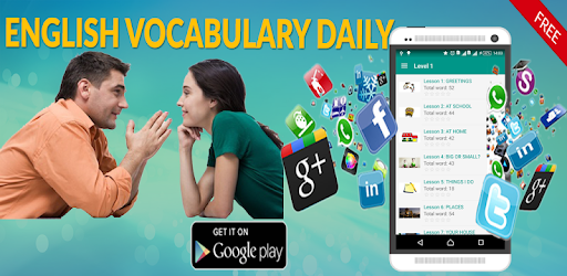 English vocabulary daily for PC