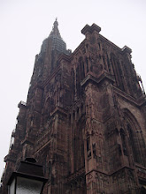 Photo: The 466 foot high main spire was the tallest in all Christendom until the 19th century.