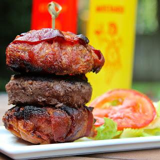 The Zero Carb Bacon Bun Burger