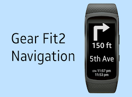 Gear Fit2 Navigation - Android app on AppBrain