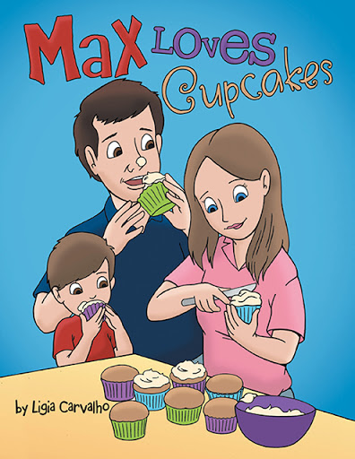 Max Loves Cupcakes cover