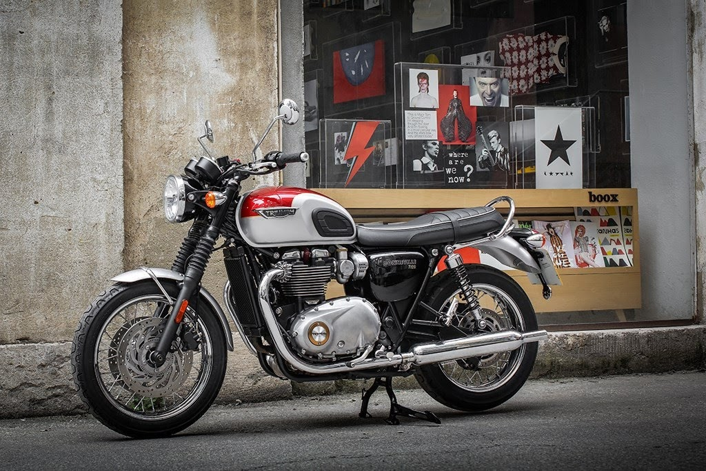 triumph BonnevilleT120  manual-taller-servicio-despiece