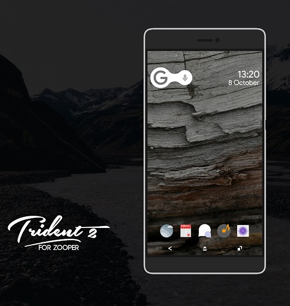 Trident 2 for Zooper v4.0.1 [Paid]