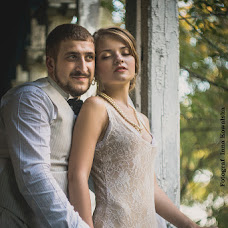 Wedding photographer Inna Kovalskaya (Kowalska). Photo of 29.10.2014