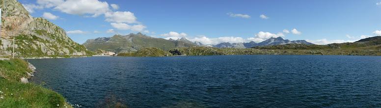 Photo: Panorama/Grimselpaass+Totensee/