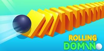 Jouez à Rolling Domino sur PC, le tour est joué, pas à pas!