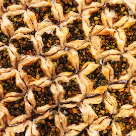 just Baklava by Mary Yeo - Food & Drink Candy & Dessert