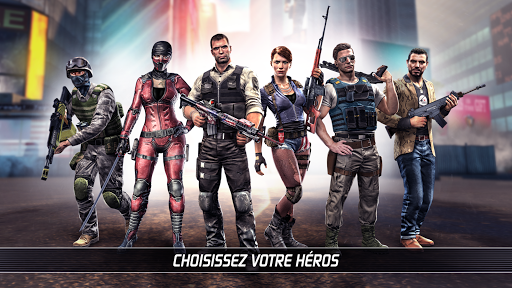 UNKILLED - Shooter de zombies multijoueur  captures d'écran 6