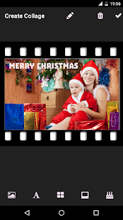 Xmas Photo Collage- screenshot thumbnail