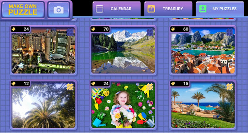 Everyday Jigsaw Puzzles 2.0.1014 screenshots 1