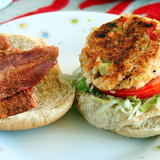 BLT Crab Cakes Recipe