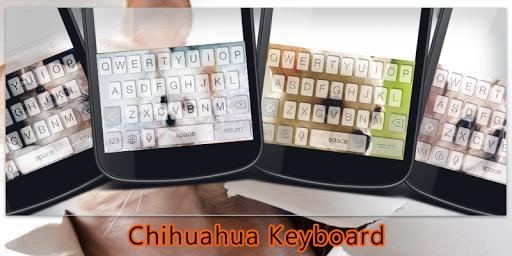Chihuahua Keyboard
