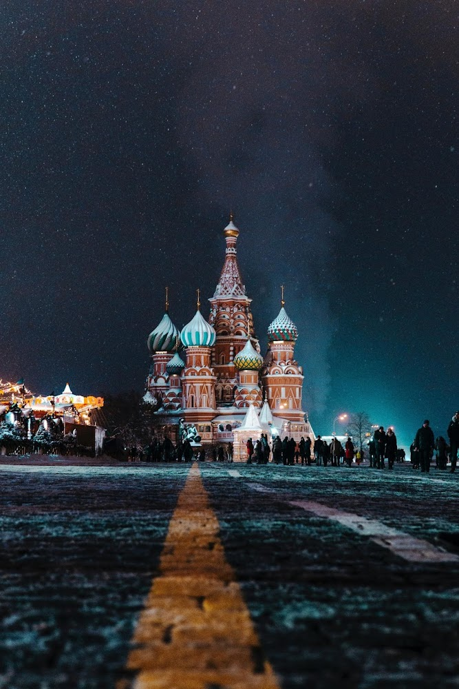 Alternative things to do in Moscow