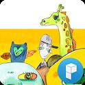 Animal Friends Launcher Theme icon