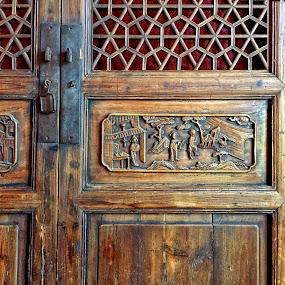 Doors  by Dan Larsen - Buildings & Architecture Architectural Detail (  )