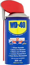 WD-40 Multi-Use Maintenance Spray - with Smart Straw, 300ml