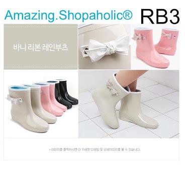 韓國直送 水鞋 RB3