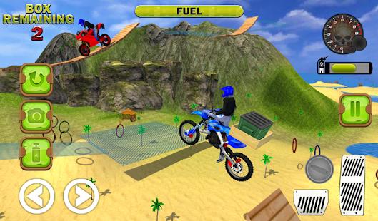 Motocross Bike Stunt Race - náhled